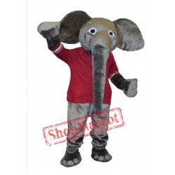 Big Elephant Mascot Costume