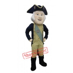 George Washington Mascot Costume