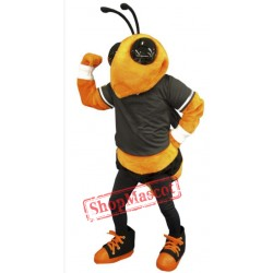 New Hornet Bee Mascot Costume