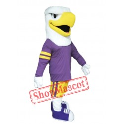 College Eagle Mascot Costume