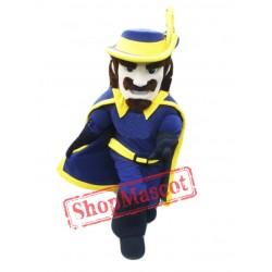 Cavalier Mascot Costume Free Shipping