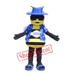 Buzz the Bee Mascot Costume