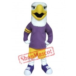 College Hawk Mascot Costume