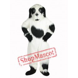 Sheep Dog Mascot Costume