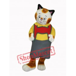 Huckle Cat Mascot Costume Free Shipping