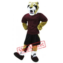 Sabre Tooth Mascot Costume Free Shipping