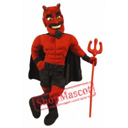 High Quality Red Devil Mascot Costume