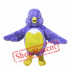 Fat Bird Mascot Costume