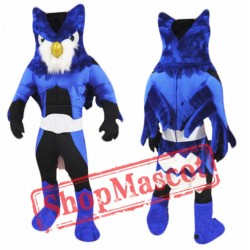 Hero Owl Mascot Costume