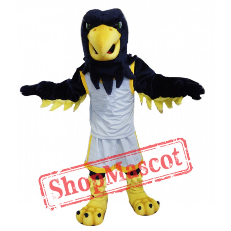 College Falcon Mascot Costume