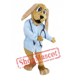 Doctor Dog Mascot Costume