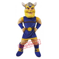 High Quality Viking Mascot Costume