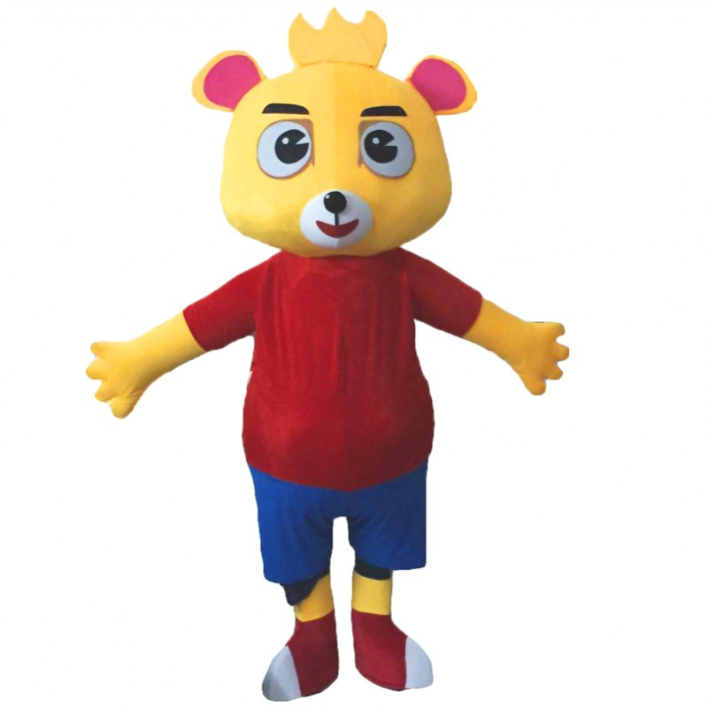 Cartoon Beat mascot costumes