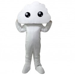 White Cloud mascot costumes