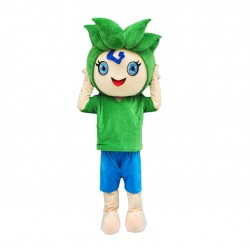 Vegetable boy Mascot costumes