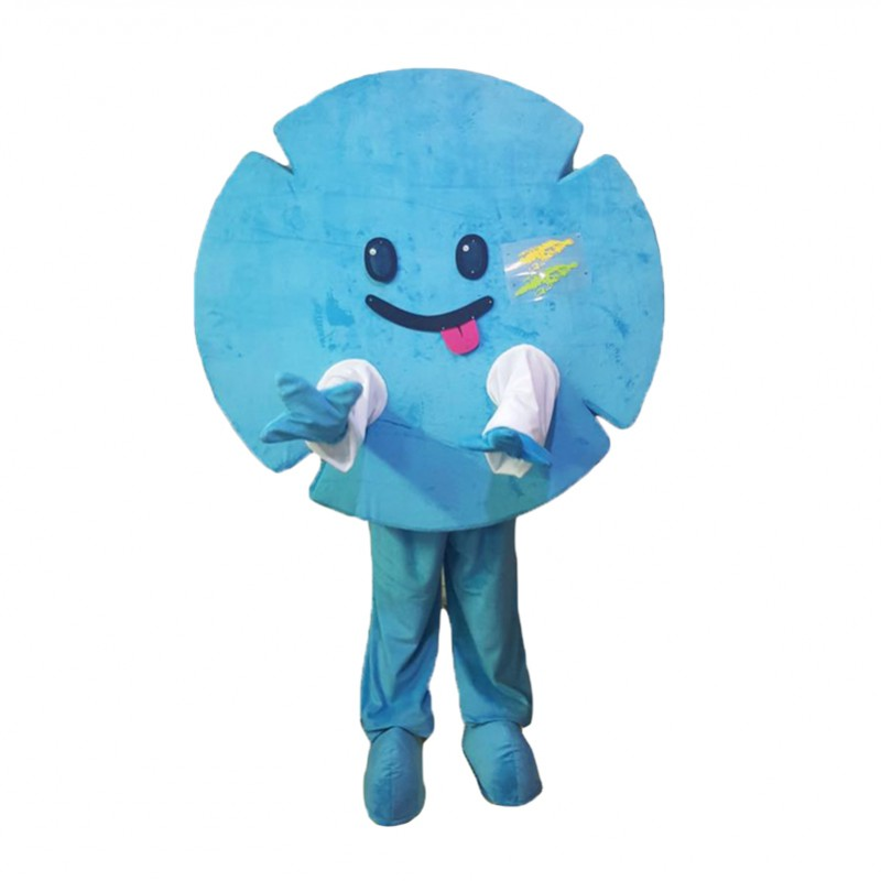 Snowflake toy Mascot costumes