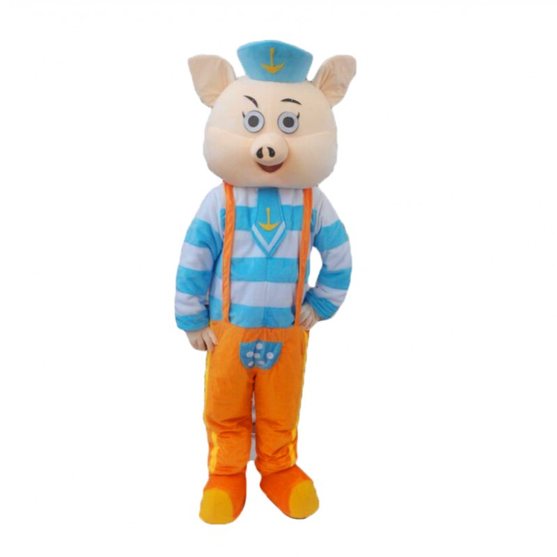 Cartoon Pig Mascot costumes