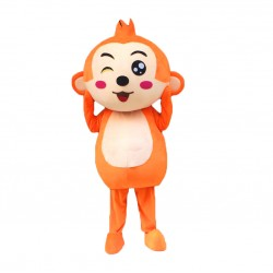 Cartoon Monkey Mascot costumes