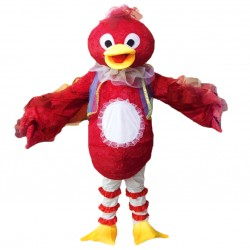 Red Bird Mascot costumes