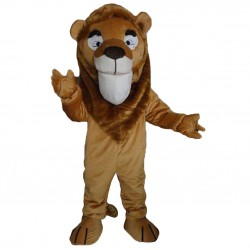 Lion King mascot costumes Free Shipping