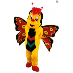 Butterfly Lightweight Mascot Costume