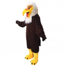 Brown Eagle mascot costumes Free Shipping