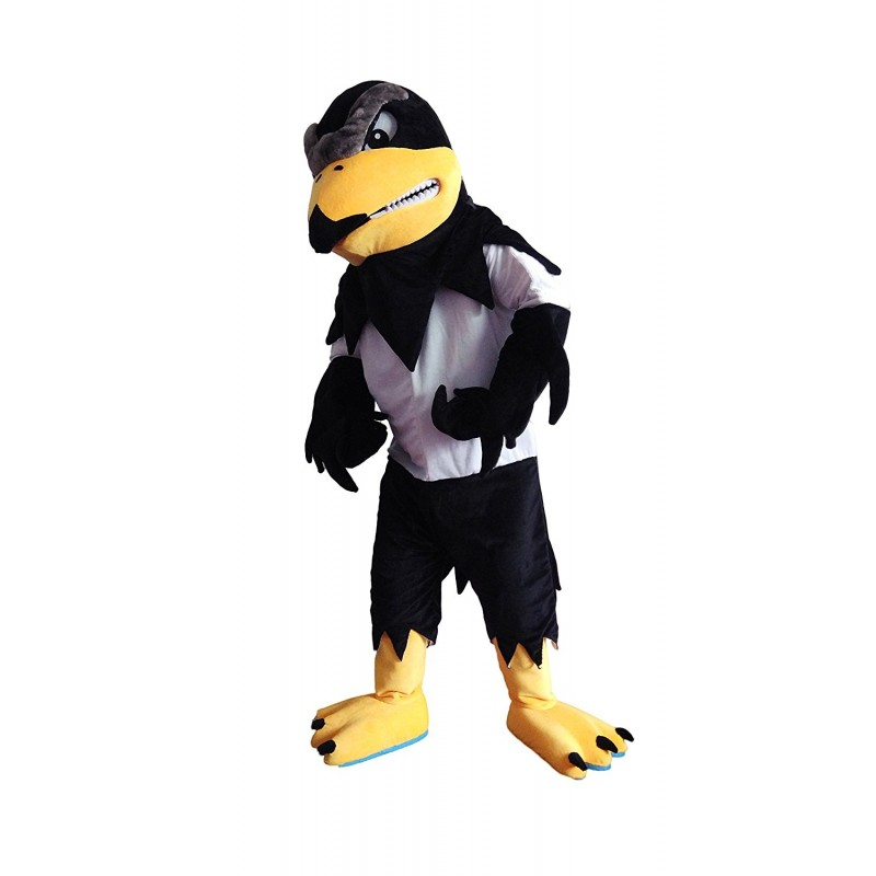 Falcon Eagle Mascot Costume
