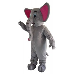 Elephant Lightweight Mascot Costume