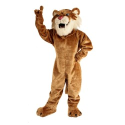 Sabertooth Lightweight Mascot Costume