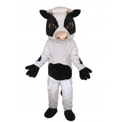 Dairy Cow Lightweight Mascot Costume Free Shipping