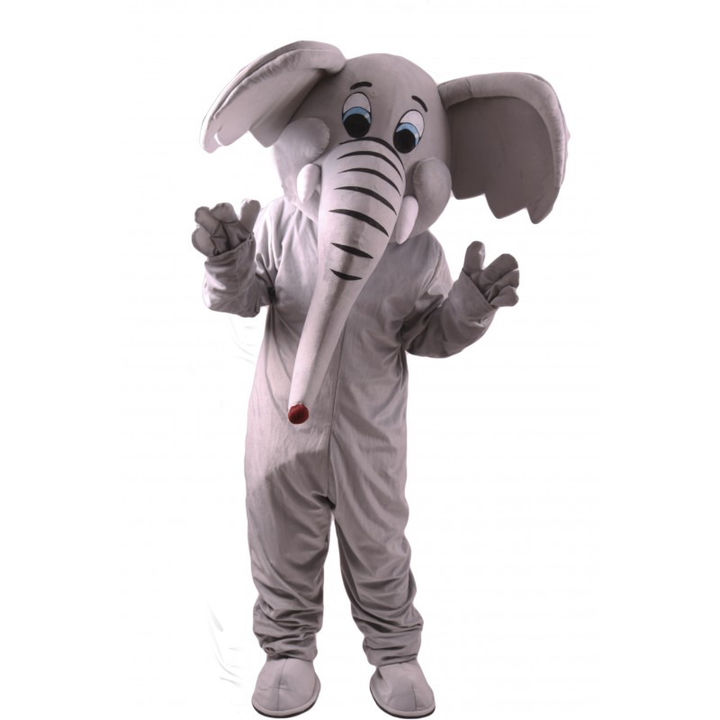 Cartoon Elephant Costume Mascot Free Shipping