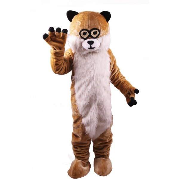 Cute Realistic Animal Meerkat Mascot CostumeRealistic Tiger Costume
