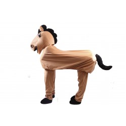 2 Person Horse Costume Mascot Free Shipping  sc 1 st  ShopMascot.com : horse costume two person  - Germanpascual.Com