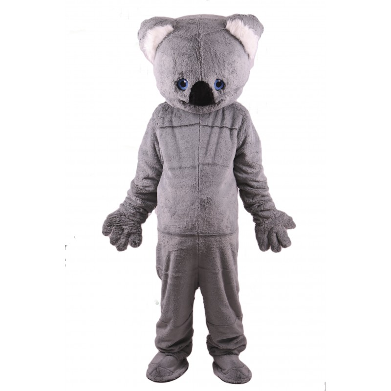 Gray Koala Lightweight Mascot Costume Free Shipping