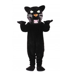 Panther Mascot Costume Lightweight Free Shipping