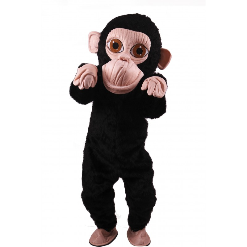 Chimp Lightweight Mascot Costume
