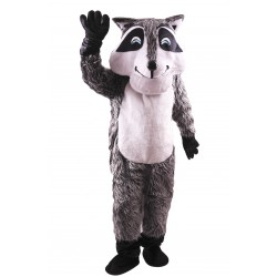 Ricky Raccoon Lightweight Mascot Costume Free Shipping