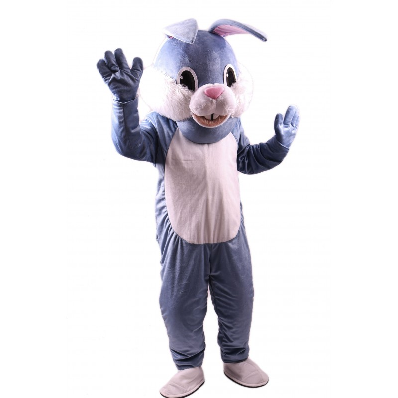 Blue Bunny Lightweight Mascot Costume Free Shipping