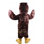 Hawk or Falcon Lightweight Mascot Costume