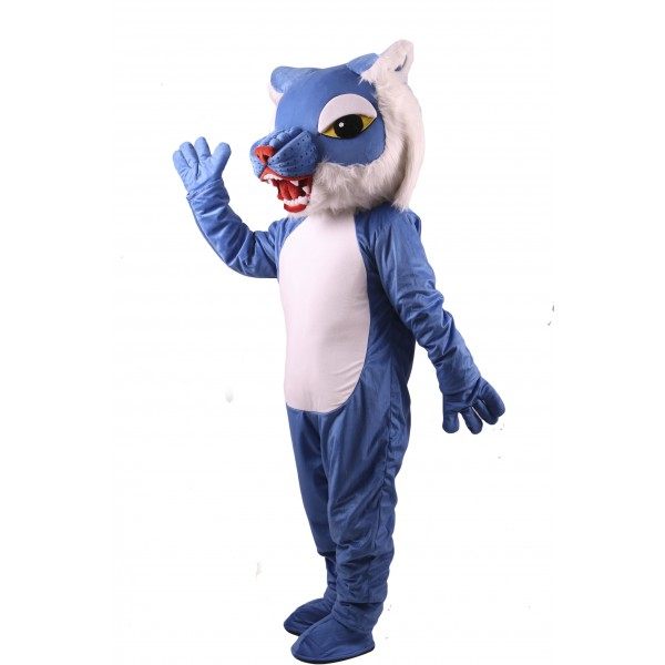 Wildcat mascot costume