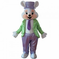 Bunny Rabbit Lightweight Mascot Costume Free Shipping