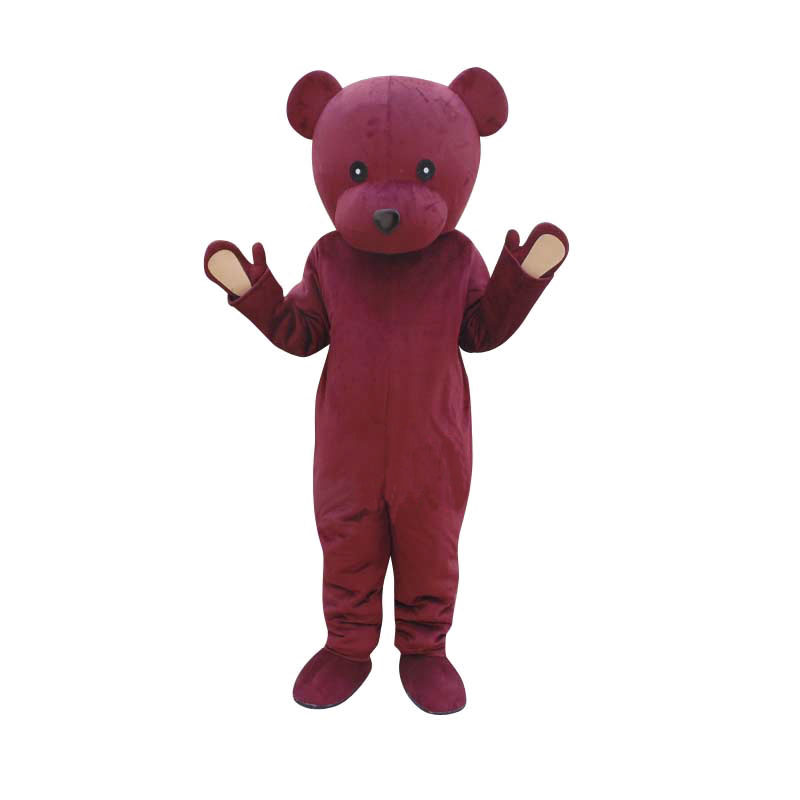 Brown bear Lightweight Mascot Costume