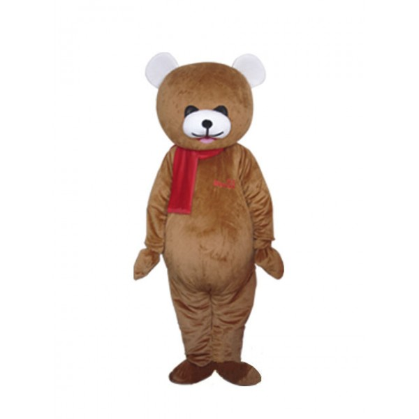 Curious Bear Lightweight Mascot Costume