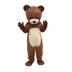 Tomato Bear Lightweight Mascot Costume