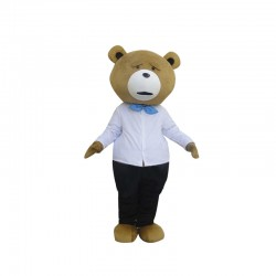 Teddy Bear Cartoon Lightweight Mascot Costume