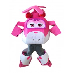 Super Wings Cartoon Dizzy Mascot Costume