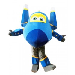 Super Wings Cartoon Cute Jerome Mascot Costume