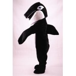 Killer Whale Mascot Costume Free Shipping