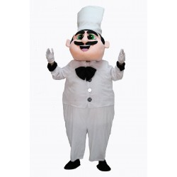 Cartoon Chef Mascot Costume on Clearance