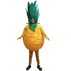 Fruit Pineapple Mascot Costume Free Shipping